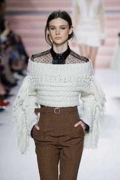 Philosophy Di Lorenzo Serafini, Autunno/Inverno 2017, Milano, Womenswear