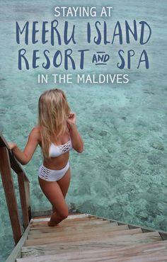The epitome of lush tropical getaways, the Maldives offers unrivaled paradise. I was able to spend a day at Meeru Island Resort & Spa during my short time exploring the Maldives, and got a sample of the island property.