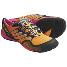 Merrell Barefoot Trail Lithe Glove Running Shoes - I really need these!