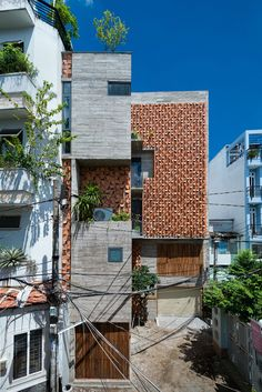 Nhà đẹp trên mảnh đất có thế kỳ dị ở Sài Gòn - VnExpress Gia đình