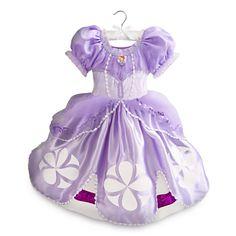 Sofia The First Costume Dress