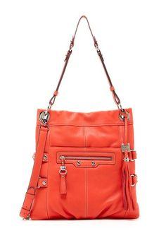 Vanessa Crossbody Hobo Bag by Aimee Kestenberg on @HauteLook