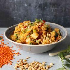 Foodblogger, Chana Masala, Bunt, Ethnic Recipes, Salads, Cooking, Recipies