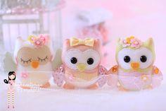 Ei Menina!: lovely owls