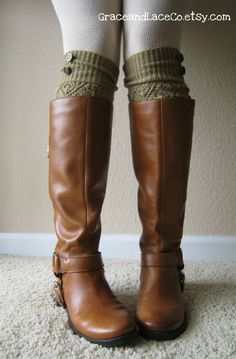 I want to get a pair to wear with my boots!!