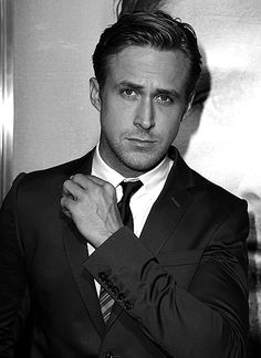 Ryan Gosling, the Notebook and many more great movies! A handsome fella for sure!