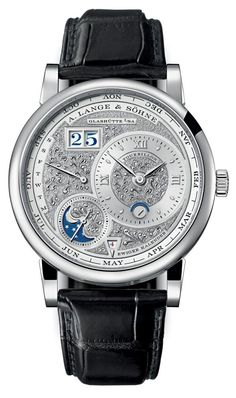 Diamond Watches Collection : A. Lange & Söhne Lange 1 Tourbillon Perpetual Calendar Handwerkskunst Watch: A . - Watches Topia - Watches: Best Lists, Trends & the Latest Styles Amazing Watches, Beautiful Watches, Cool Watches, Patek Philippe, Skeleton Watches, Timex Watches, Dream Watches, Luxury Watches For Men, Audemars Piguet