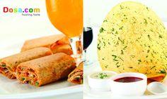 Choice of Gotala Gotala Mysore Dosa, Fusion Dosa, Uttapam and many more at Dosa.com, Prahaladnagar
