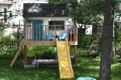 Ana White | The playhouse project! - DIY Projects