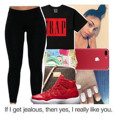 """""""Untitled #248"""" by ittybittyjay ❤ liked on Polyvore"""