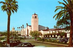 Union Station, Los Angeles, Ca- How cool is this?