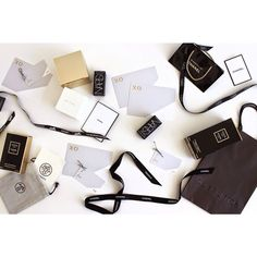 it's less than one week until Christmas  defs don't have my presents sorted BUT I do have all my wrapping did! check out @studiosilva_'s blog post on our website now for gift wrapping ideas, it is an art people  #chanel #hermes #nars #narsissist #black #blackandwhite #gold #studiosilva #hermes #christmas #love #mimco #sassandbide