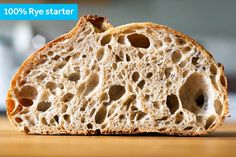 The Best Flour for Sourdough Starters: An Investigation How To Make Bread, Bread Making, My Favorite Food, Favorite Recipes, Bread Head, Rye Flour, Serious Eats, International Recipes, No Cook Meals