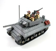M10 Tank Destroyer by Daniel Siskind, via Flickr
