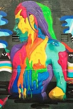 Underpass Illusion – Le Street Art par Dasic Fernandez