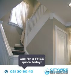 #CitywideDecorators' Tip of the Day: Change the #colour of your walls from light to dark to have more lively surroundings.