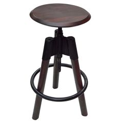 Bar Stool - Maran Adjustable Bar Stool