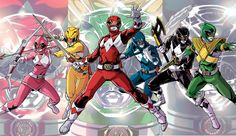 So today was the day a lot of Mighty Morphin Power Rangers fans were waiting for. A brand new comic book series by BOOM! Studios. If you are familiar ...