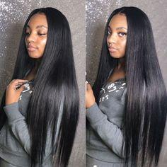10A Brazilian Straight Hair Weave 1/3/4 Bundle Deals, 10-38 Inch Buy Hair Extensions, Best Virgin Hair, Straight Weave Hairstyles, Virgin Hair Bundles, Remy Human Hair, Lace Wigs, Long Hair Styles, Beauty, Long Hairstyle