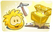 VERY RARE PUFFLE JACKHAMMER ANY TYPE OF MIND WILL TURN INTO GOLDEN PUFFLE!