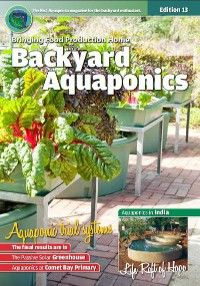 Running the System - Backyard Aquaponics