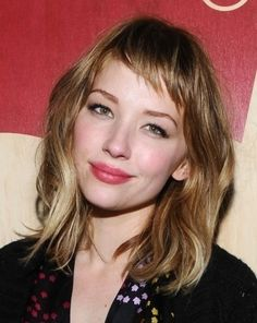 Women's Hairstyles 2014 with Short Bangs  (16)