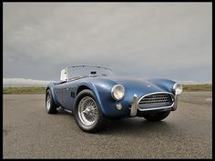 1965 Shelby Cobra 289 Roadster CSX 2428, Highly Optioned Example for sale by Mecum Auction. Sold for $600,000 in 2012.