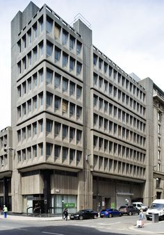 British Linen Bank, Glasgow T. P. Bennett & Son, 1972