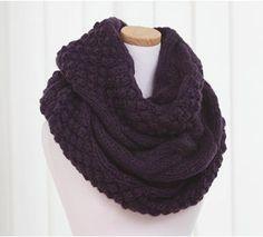 PDF Pattern  Setsuoko infinity scarf by Mizumy on Etsy, $5.00