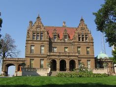 Pabst Mansion -