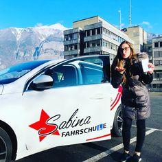 Fahrlehrerin in Chur Chur, Winter Jackets, Driving Training School, Winter Coats