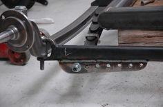 Front axle set up. - Rat Rods Rule - Rat Rods, Hot Rods, Bikes, Photos, Builds, Tech, Talk & Advice since 2007!