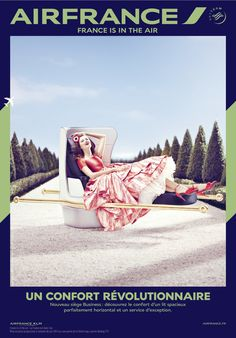 #comfort #airline #advertising #campaign #french #girls #loveit #areyouready
