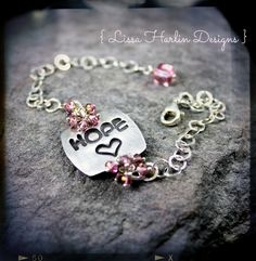October is breast Cancer Awareness Month www.lissa73.etsy.com