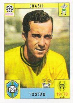 Tostão - Seleção Brasileira