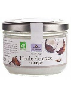 Olej kokosowy zawiera w swoim składzie naturalne antyutleniacze które spowalniają procesy starzeniowe skóry, dzięki czemu spożywanie oleju w celach leczniczych powoduje iż nasza skóra dłużej pozostaje jędrna i elastyczna. Olej kokosowy posiada wysoką przyswajalność kwasów zawartych w tym produkcie żywnościowym, zapewniają odpowiedni poziom tłuszczy osobom które z powodu choroby maja problemy z absorbcją tłuszczy ich transportem i trawieniem, w chorobie Crohna – Leśniowskiego. Talenti Ice Cream, Candle Jars, Coconut Oil, Salt, Organic, Desserts, Beauty, Food, Dessert