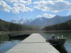 Whiteswan Lake British Columbia Canada [OC] (1200 x 900)