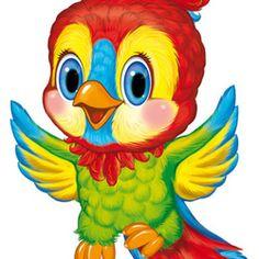 Сообщество иллюстраторов   Иллюстрация зима.тигренок. Cartoon Birds, Baby Cartoon, Cute Cartoon, Cartoon Art, Cute Images, Cute Pictures, Bird Crafts, Cute Clipart, Cute Birds