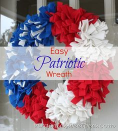 Make an easy Patriot