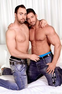 Pushing Back One's Limits Starring Alec Leduc & Christian Power By Men of Montr é al Gay Porn Photos & Videos . Muscle Bodybuilder, Muscle Hunks, Power Man, Star Wars, Of Montreal, Cute Gay Couples, Man In Love, Videos, Hot Guys