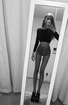Girls Anorexic update skinny