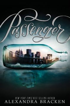 The type! The tones! How the thing we expect to be in the bottle (the ship) is reflected below instead... <3