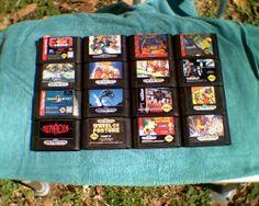 Sega Genesis HUGE LOT