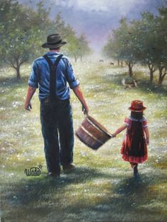 Dad's Helper ~ by Vickie Wade