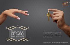 Anúncio para revista voltada para noivas