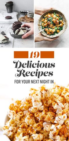 19 Mouthwatering Recipe Ideas To Try With Your Favorite Person