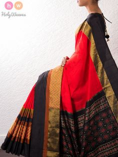 Mulberry Silk (कतान) Sarees – Page 2 – HolyWeaves