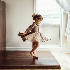 dancing since forever ❤️ - Kindermode - Kids Cute Kids, Cute Babies, Baby Kids, Toddler Girls, Cute Toddlers, Toddler Girl Dresses, Cute Little Girls, Toddler Outfits, Children Photography