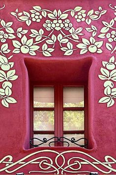 Barcelona, Spain.......WOW!!  HOW'S THIS FOR AN ORNATE WINDOW ??..........ccp