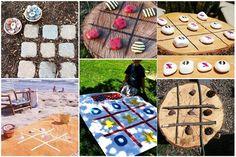 kültéri játékok - outdoor games